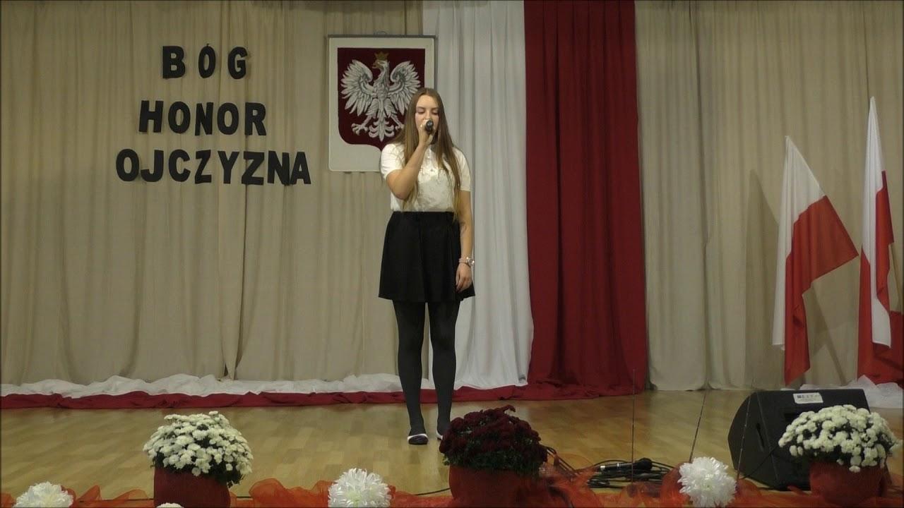 Zuzanna Szarafińska Antoni Słonimski Alarm