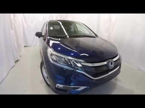 2016 Honda CRV EXL | McKenney Salinas Honda | Charlotte Area Honda Dealer | PH8266