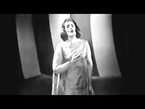 """Joan Sutherland - """"Vissi d'arte"""" (from 'Tosca') 1963"""