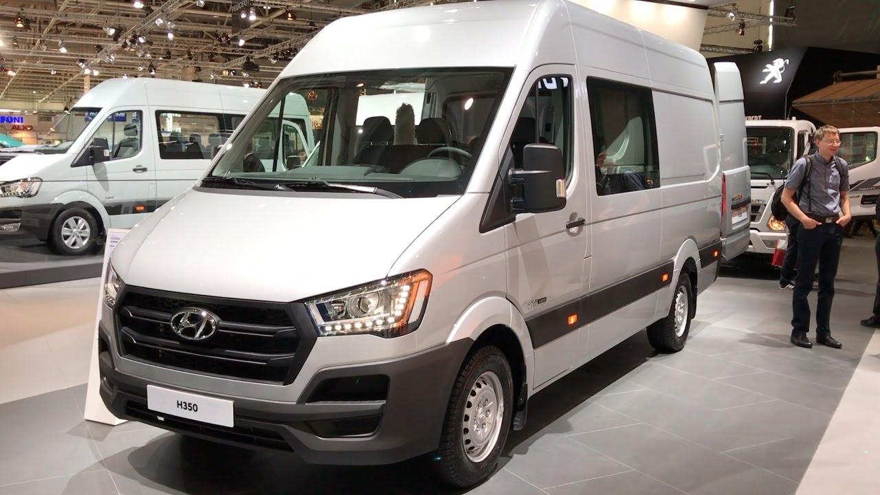 Hyundai H350 2016 In detail review walkaround Interior Exterior ...