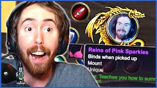 What If ASMONGOLD was a Raid Boss? (Reaction)