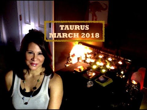 TAURUS March 2018 Tarot Reading WOW Time to enjoy new times! Meeting New Love from Celebration!