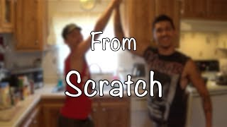 From Scratch Cooking Show Ep. 1 - Fried Pork Chops & White Beans