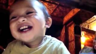 Kyan David Laughing