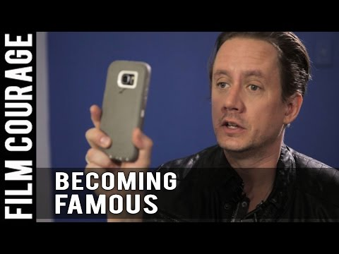 The Day An Actor Becomes Famous by Chad Lindberg