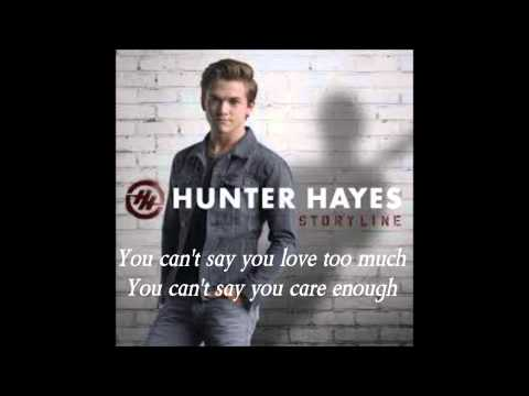 Love too Much - Hunter Hayes (lyrics)