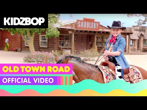 KIDZ BOP Kids - Old Town Road (Official Music Video) [KIDZ BOP 40]