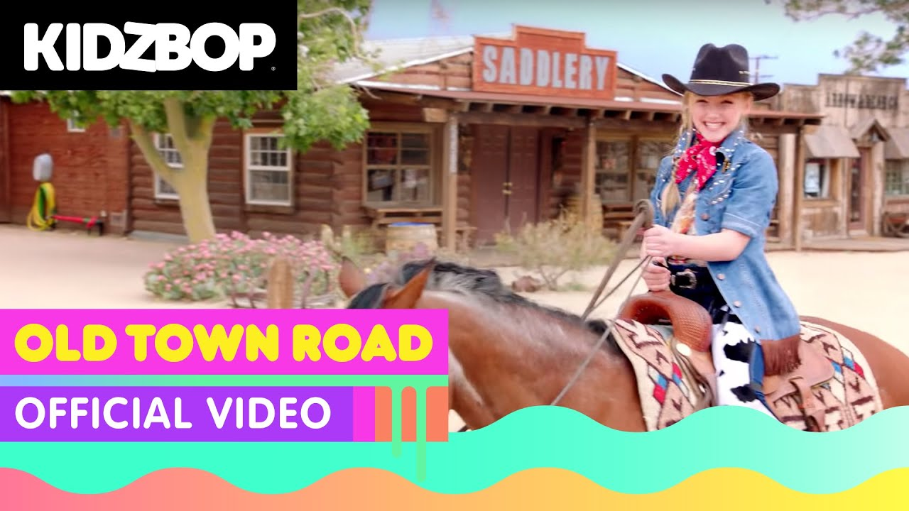 Download KIDZ BOP Kids - Old Town Road (Official Music Video)
