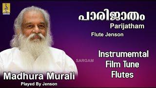 Parijatham - a flute instrumental music by Jenson