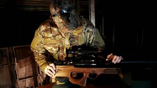 Тепловизор Dedal-T2.380 Hunter + PCP винтовка для ночной охоты. Часть 3.