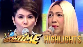 Tawag ng Tanghalan: Tyang Amy gives Vice Ganda advice