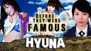 Video HYUNA - Before They Were Famous download MP3, 3GP, MP4, WEBM, AVI, FLV September 2017