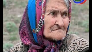 74-летняя Биче Джабраилова уже больше полувека живет одна в заброшенном ауле
