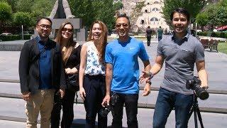 Ֆիլիպինցի լրագրողները հիանում են Հայաստանով