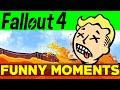 YouTube Turbo Fallout 4 Funny Moments - EP.3 (FO4 Funny Moments, Mods, Fails, Kills, Fallout 4 Funtage)