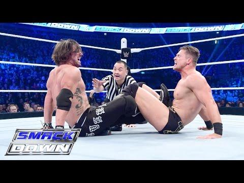 AJ Styles vs. The Miz: SmackDown, April 21, 2016