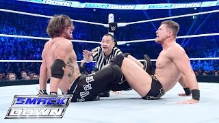 AJ Styles vs. The Miz: SmackDown, April 21, 2016