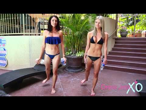 The Bikini Body Workout You Can Do In A Bikini!