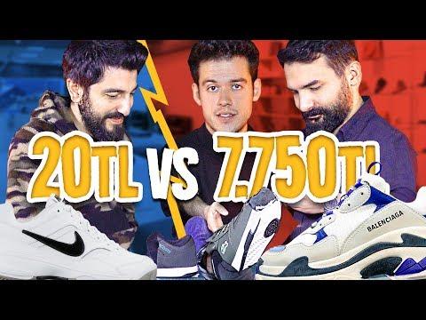 20TL Ayakkabı VS.
