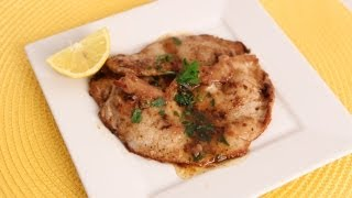 Veal Scallopini Recipe - Laura Vitale - Laura In The Kitchen Episode 592