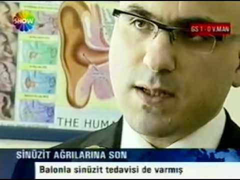 Süreyya Şeneldir Balon Sinoplasti Yöntemi ShowTV -2