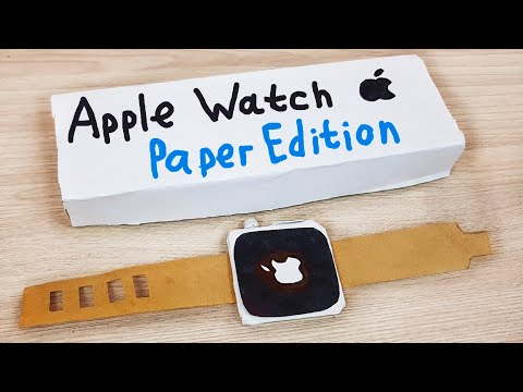 Working Paper Apple Watch - Stop Motion