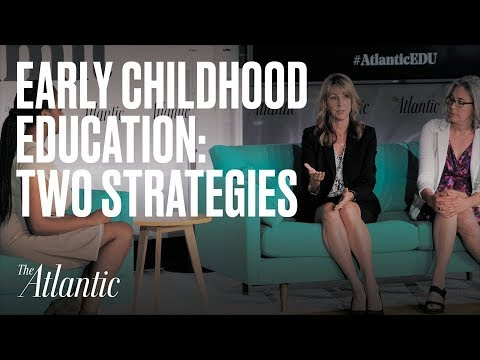 Early Childhood Education: Two Strategies