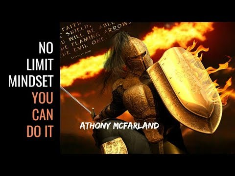 No Limit Mindset/ Anthony McFarland