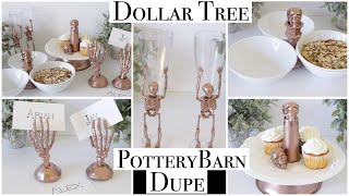 Dollar Tree DIY Pottery Barn Halloween Dupes