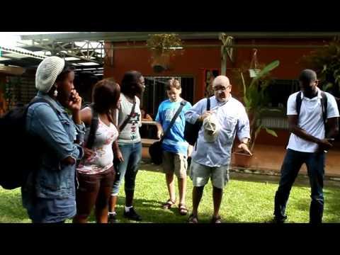 Costa Rica Cultural Component Study Abroad 2012