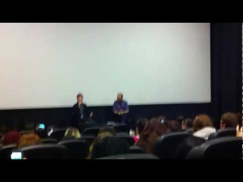 Q&A with Chris Colfer 1/12/13