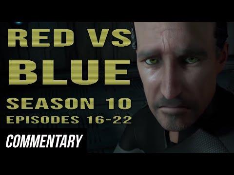 [Blind Reaction] Red vs. Blue