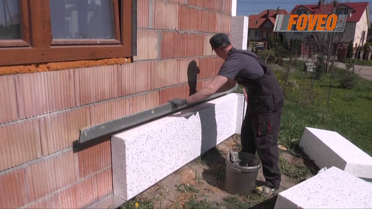 Docieplenia budynków styropianem
