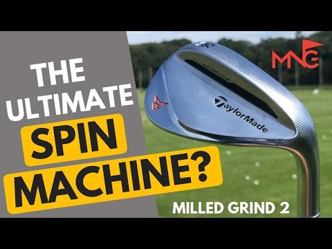 Amazing Results!! TaylorMade Milled Grind 2 Wedge Review