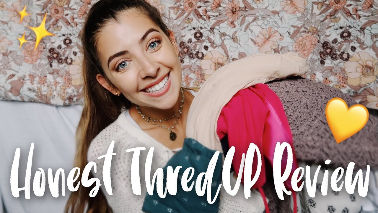 MY THREDUP EXPERIENCE || cute clothes haul!