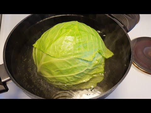Почему я никогда не готовила Так? Голубцы из Капуста! Всегда хочется добавки! Lahana Sarmasi 