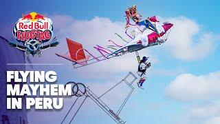 Human Powered Flying Mayhem in Peru | Red Bull Flugtag 2016