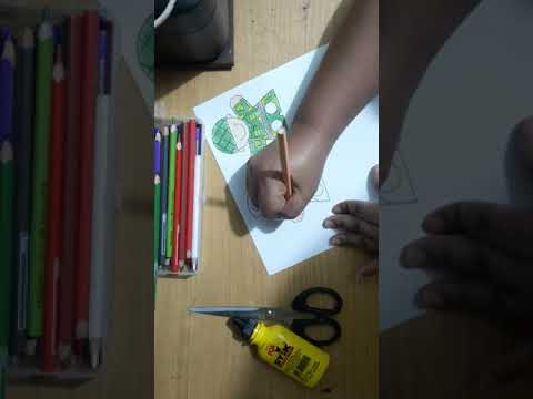 Art and Craft Profession (finger puppets)