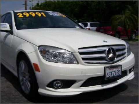 2009 Mercedes Benz C Class   Buena Park CA