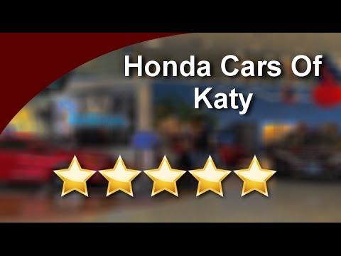 Honda Cars Of Katy Reviews By Brent S Youtube