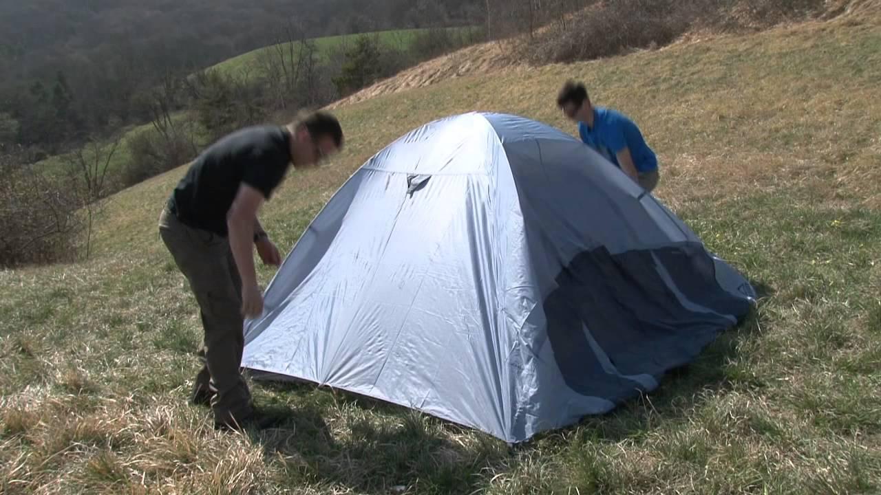 & Tente McKINLEY Nevada 3 - INTERSPORT - YouTube