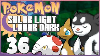 Pokémon Solar Light and Lunar Dark - Episode 36 | Tropic Jungle!