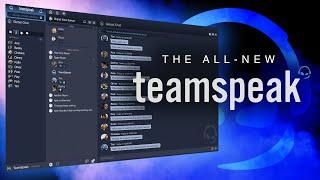 The All-New TeamSpeak