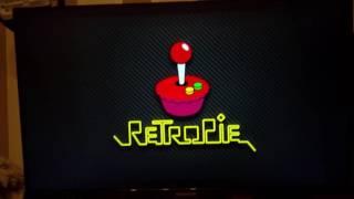 Retropie auf dem Raspberry Pi Installieren und Einstellen [HD/German]