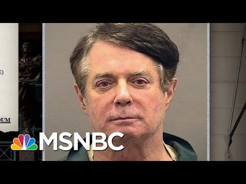 Paul Manafort Hid Russian Intel-Tied Contacts, Faces Decades Of Prison | Rachel Maddow | MSNBC