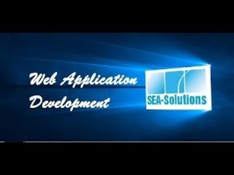 SEA Solutions with Web Application Development Team