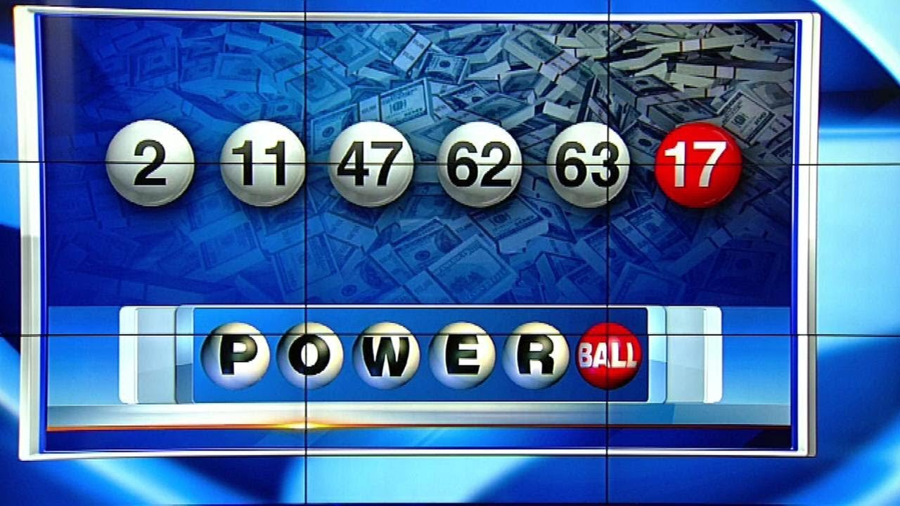 Four Numbers In Powerball