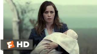 The Girl on the Train (2016) - Taking the Baby Scene (6/10) | Movieclips
