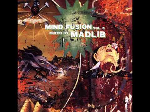 Madlib - Mind Fusion Vol. 5 - Dirty Crates From Around The World