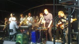 F.E. Denning Descension Orchestra @ Jazzhouse, Copenhagen (11th of July, 2015)